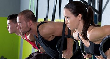 12 suitable personal trainings